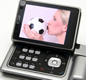 mobile TV football